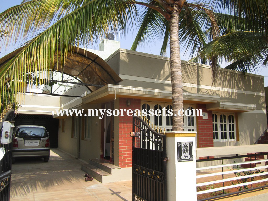 independent house for rent in srirampura 2nd stage mysore - mysore